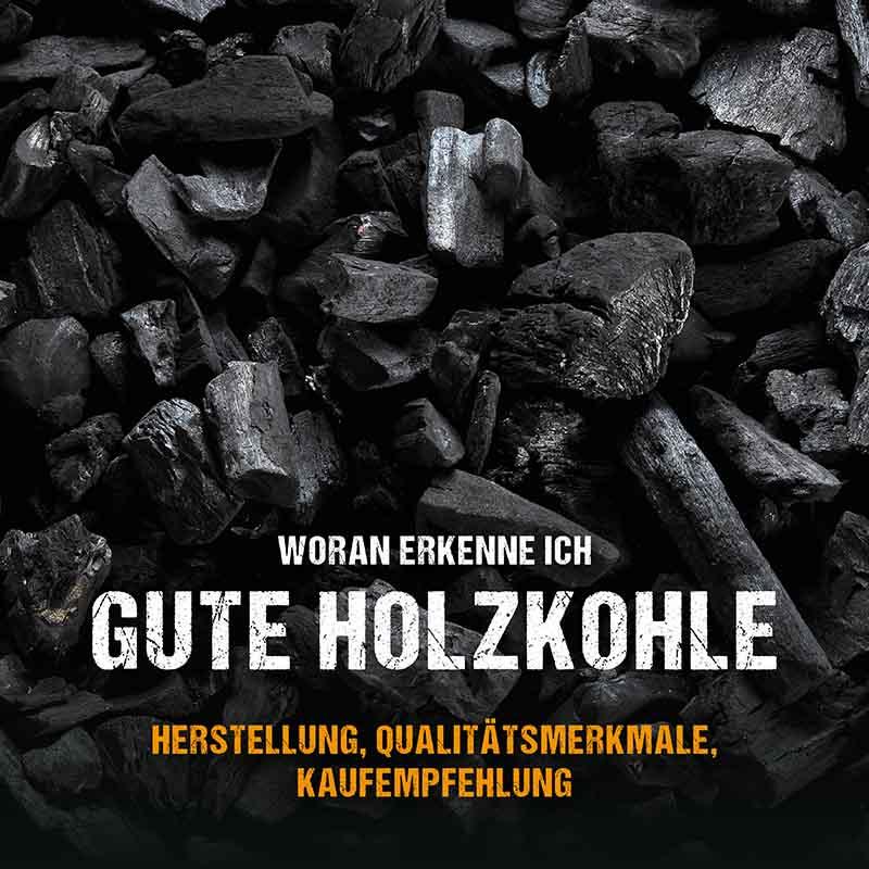 BestCharcoal Wei/ßeiche Holzkohle 15KG