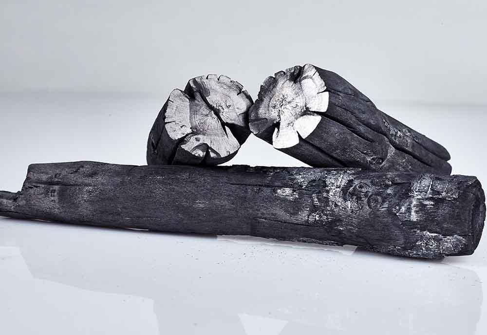 White Coal Binchotan McBrikett japanische Holzkohle
