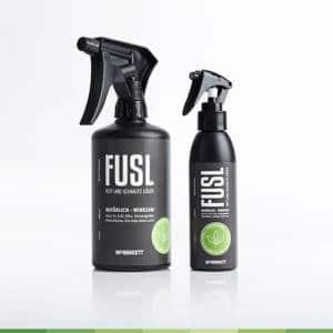 FUSL - Fett und Schmutz Löser / Universalreiniger - Sprühflasche mit 360° Überkopfsprühfunktion