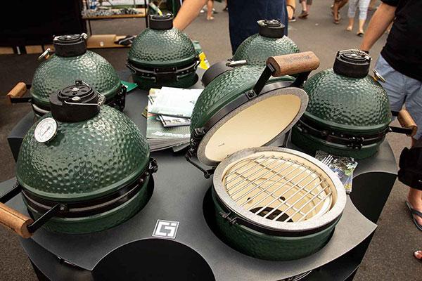 Gig Green Egg - Keramikgrikk