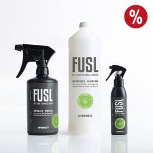 FUSL - Fett und Schmutz Löser / Universalreiniger - Kombi-Angebot