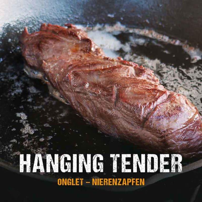 Grillrezept: Hanging Tender Onglet Steak