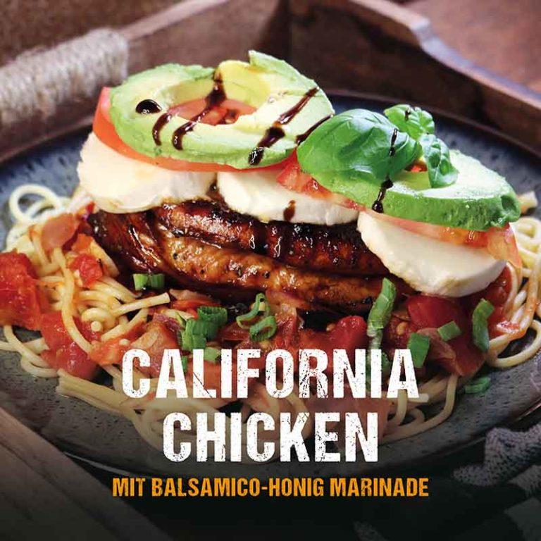 Grillrezept: California Chicken