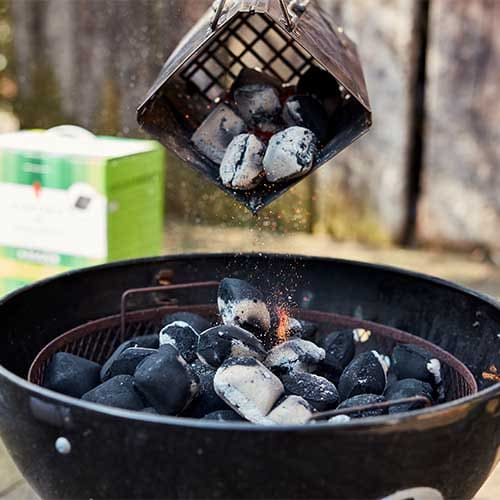 KOKOKO EGGS von McBrikett - Premium Kokoskohle