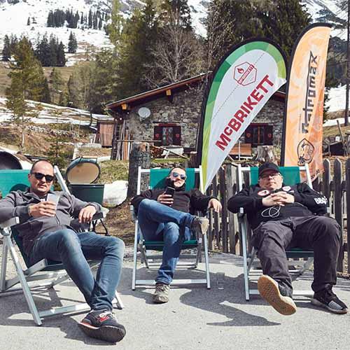 McBrikett BBQ-Team bei der BBQ Summit