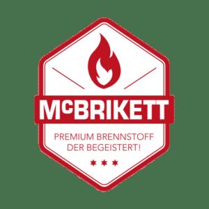McBrikett Premium Grillkohle Logo
