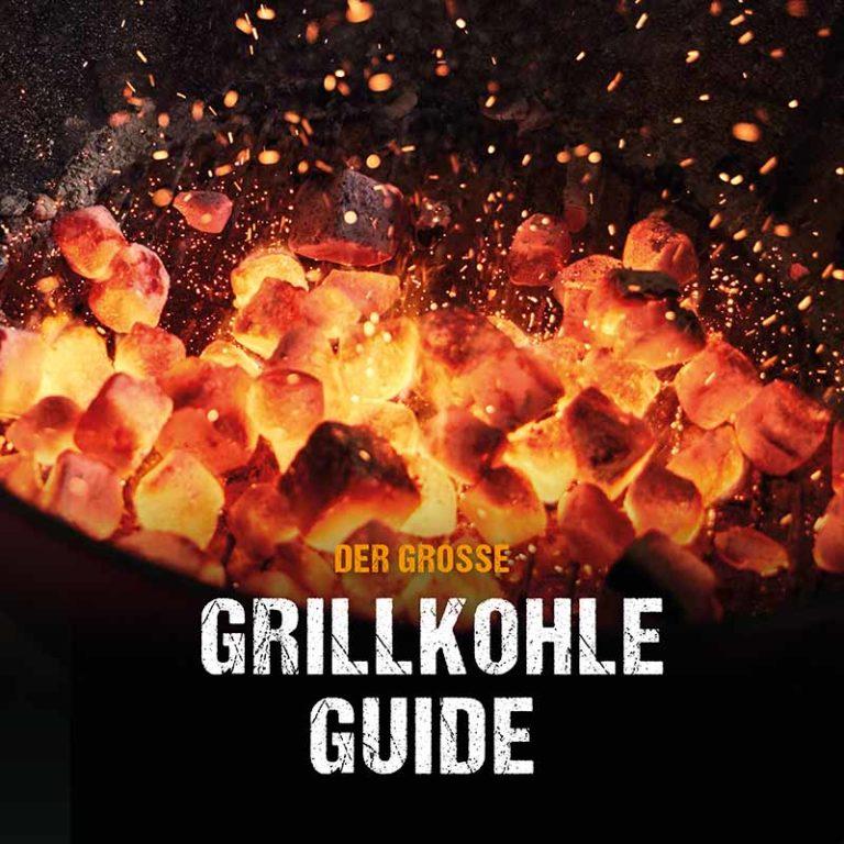 Der große Grillkohle Guide