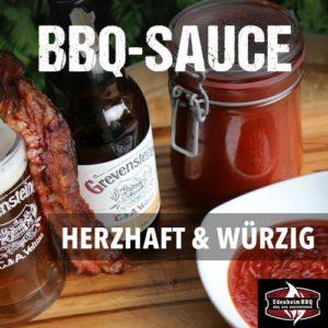 BBQ Sauce von BBQ Rheinhessen