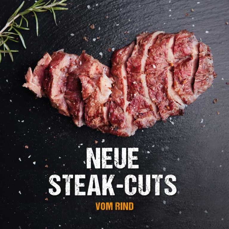 Neue Steak-Cuts vom Rind