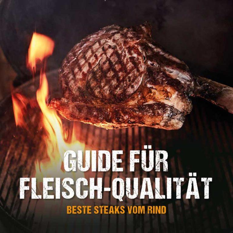 Quide für Fleischqualität