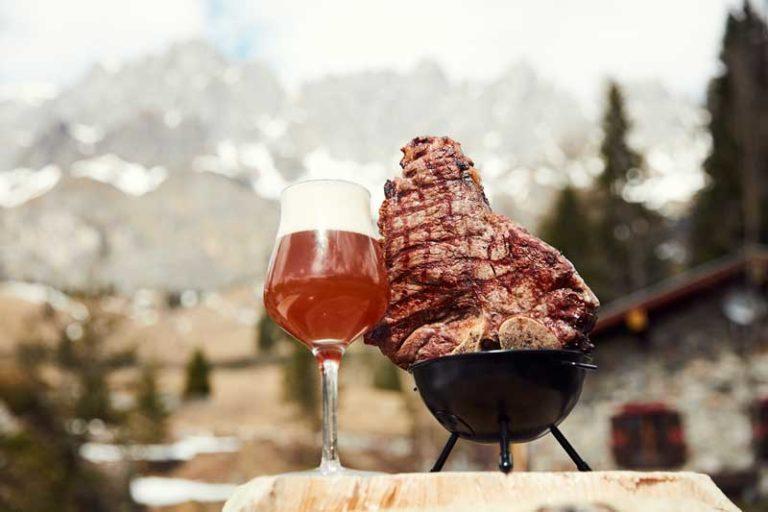 T-Bone Steak vom Rind