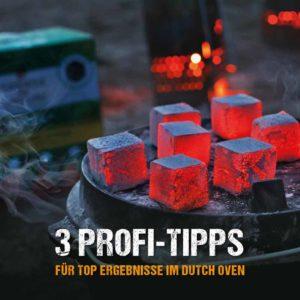 3 Profi-Tipps für bessere Ergebnisse im Dutch Oven