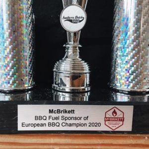 BBQ-Europameister grillen mit McBrikett