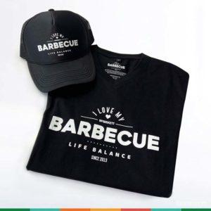 McBrikett Merchandise T-Shirt und Cap