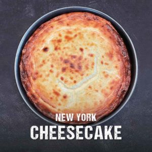 New York Cheesecake vom Grill