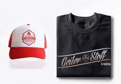 McBrikett Merchandise: T-Shirt